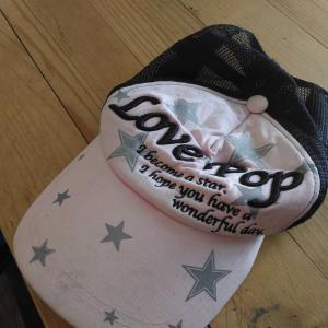 帽子の修理