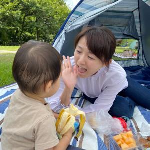 手作りパンでピクニック&敬老の日サプライズ