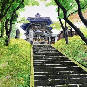 会津のさざえ堂