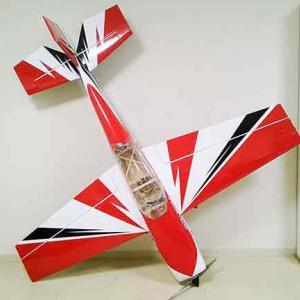 "Extreme Flight 78"" Extra V2 RED 完成!!"