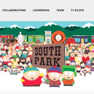 HUF x SOUTH PARK