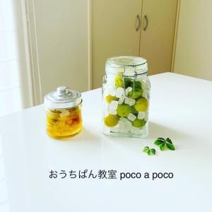 ☆梅シロップ&ブランデー梅酒☆
