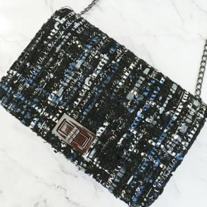 LUPIS戦利品!ツイードが上品でクラシカルな大人女子の王道チェーンバッグ