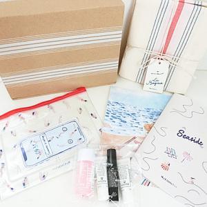 パリでウワサの可愛いBOX「マイリトルボックス」8月号レポ