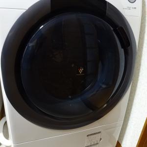 シャープドラム式洗濯機 ESーS7D レビュー(商品口コミ)