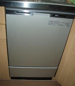 パナソニック食洗器 NP-45MC6T 入れ替え