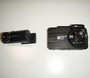 hp F870Gドライブレコーダー レビュー(商品口コミ)