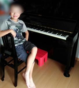 やっぱりアコースティックピアノ!