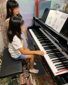 音楽物語「わたし、ピアノ好きかも」