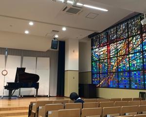 原田先生、梅光学院公開講座