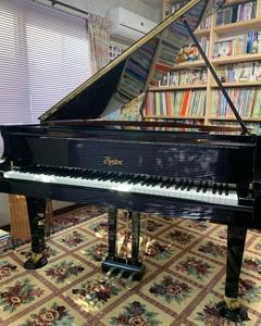 BOSTONピアノがやってきた!