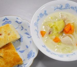 ◆おいしかった~続出苦手でも作ったら食べられちゃうね(12/8こども料理教師鵜t)