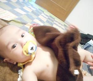 ◆梅雨時期の赤ちゃんの運動にも~(7/1ベビーマッサージ)