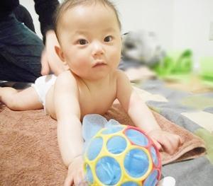 ◆赤ちゃん返りの時期こそふれあいマッサージを