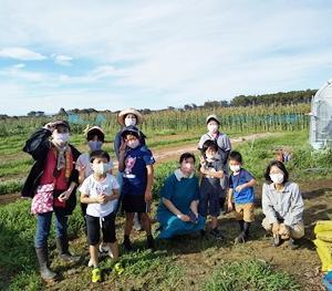 ◆秋の収穫体験会※べびぶれにご参加ある方に先行お申込みとなります