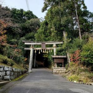 山科神社、吉利倶八幡宮