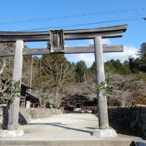 甲賀、油日神社