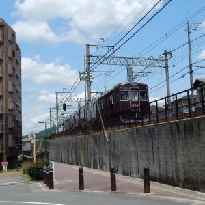 能勢電鉄3、頼光寺、一の鳥居駅