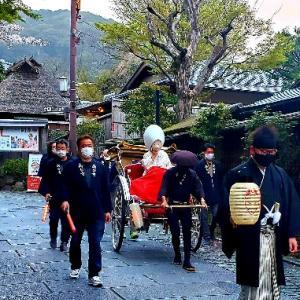 桜2021、円山公園・八坂・祇園・木屋町