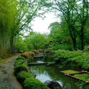 八幡市、松花堂庭園