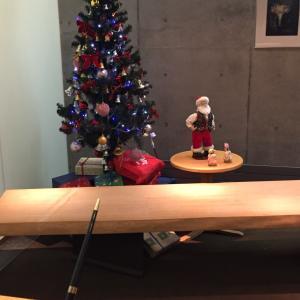 ☆クリスマスツリー設置☆