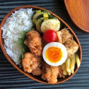 鶏から弁当♪