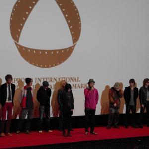 公の場で映像作家デビューして舞台挨拶もしたよの巻 | 札幌国際短編映画祭 ( No Maps / Film / 鳳凰-40- / HOWOW-40- )