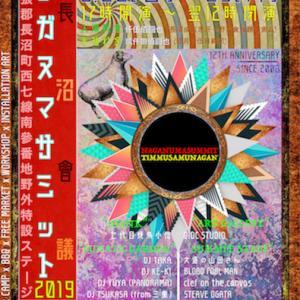 長沼サミット ( NAGANUMA SUMMIT ) 2019 | clef on the canvas ( ex - RARESPACK )