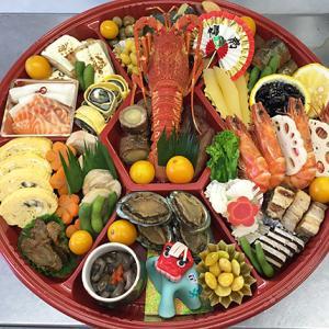 小鯛寿司の「おせち料理」のご紹介☆★