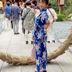 夏の大祓〜東京大神宮