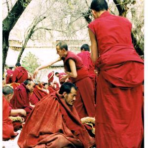 ダライ・ラマ14世と瞑想して感じたこと in チベット寺院