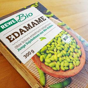 Bioえだまめ-Edamame-(冷凍) が美味しい! in ドイツ