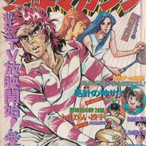 少年マガジン 1974年 『愛と誠』表紙