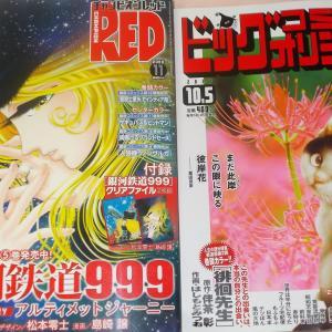 チャンピオンRED&ビッグコミックオリジナル