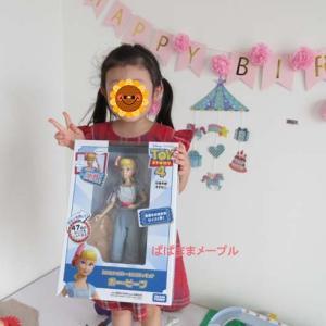 娘7歳のお誕生日☆まとめ