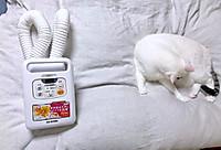 お布団乾いていると気持ちいいんだよ アイリスオーヤマ布団乾燥機カラリエ ツインノズル FK-W1-WP