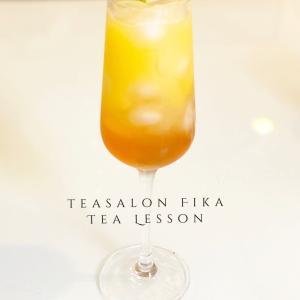 *オンライン紅茶レッスンで念願のセパレートティー!*
