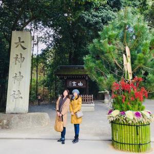 #大神神社  #パワースポット  #奈良   #神社仏閣