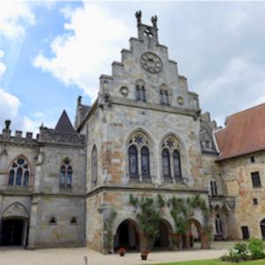 脱アムス⑦  Bad Bentheimのお城