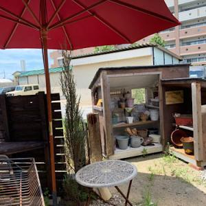 京終RG お菓子と紅茶の会 +明日から夏カフェ始まります