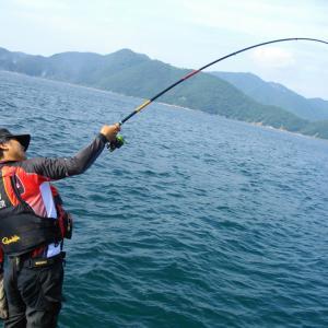 名手 池永祐二と愉快な魚たち・・・
