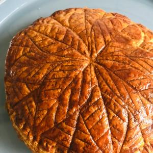 食べたことないのにいきなり作ってみた フランス伝統菓子 ガレットデロワ
