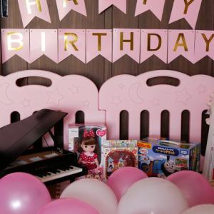2歳お誕生日♡