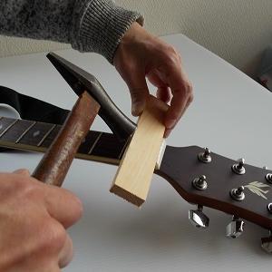 ギター調整備忘録2