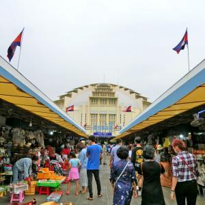 【カンボジア2020_1】さらっとプノンペン