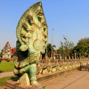 【カンボジア2020_7】衝撃的なWat Thmeiとアンコール国立博物館