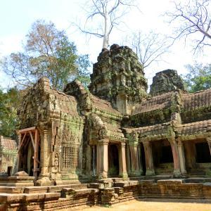 【カンボジア2020_11】アンコールワット スモールサーキット