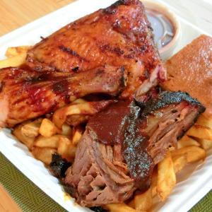 ノースバーナビーのお店あれこれ【2】:Butchers Block BBQ、Saray Turkish Cuisineなど
