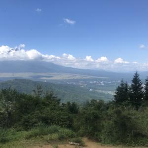 山中湖石割山