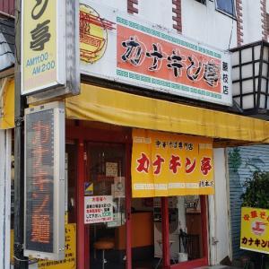 カナキン亭 ねぎワンタン麺